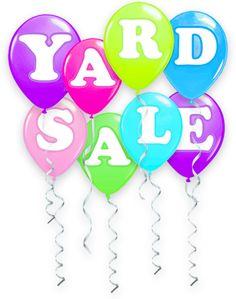 26 Best Free Garage Sale Graphics & Yard Sale Clip Art