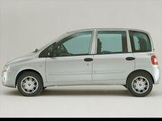 Fiat Multipla 1998. - 2010. http://www.pmlautomobili.com/automobili/fiat/fiat_multipla.html