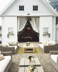 the venue report // hammersky vineyard, paso robles, ca. Rustic Wedding Venues, Farm Wedding, Wedding Events, Dream Wedding, Wedding Barns, Wedding Beauty, Vineyard Wedding, Wedding Ceremonies, White Barn