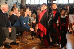 Kate Middleton Meet With First Nations Community Members in Canada
