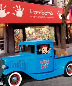 Looking for Wikki Stix in New York, NY? Visit Hom Bom Toys at the address below! A new shipment of Wikki Stix was just delivered!  HOM BOM TOYS INC., 1500 FIRST AVE., NEW YORK, NY  10075, 212-717-5300 #wikkistix