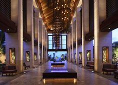 Hospitality Lobby Modern Uplight