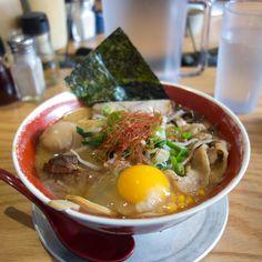 Bay Area Ramen: Men Oh Tokushima Ramen