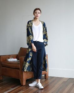 穿了立刻變瘦變高,現在此刻最該買的單品就是它!韓女星也熱愛的1+1+1搭配也是靠這件啦 - PopDaily 波波黛莉的異想世界