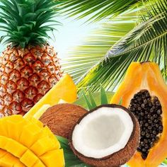 Tropical Blast Fragrance Oil from Natures Garden. #tropicalscents #tropicalscent #tropicalfragrance #tropicalfragrances #naturesgarden #fruityscents #fruityfragrances #tropicalfruit