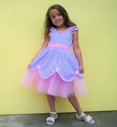 PRINCESS dress costume.