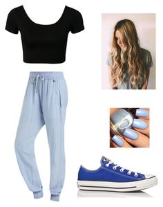 """""""Set#95"""" by anneclo on Polyvore featuring Converse"""