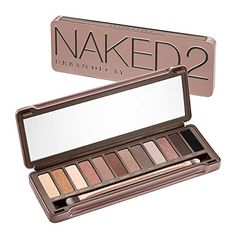 UD Naked 2 Eyeshadow Palette - 100% Authentic