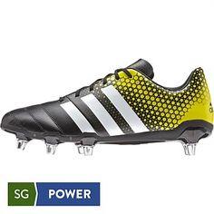 Rebel Sport - adidas Mens Regulate Kakari 3.0 SG Rugby Boots 8756718043