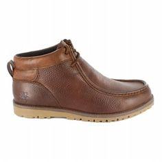 bf1637e08e94 Men s Stacy Adams Pedigree Brown Tumbled Leathe Shoes.com Men Casual