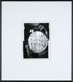 CONICAL INTERSECT Intersección cónica Matta-Clark, Gordon — 1975 Fotografia Fotocollage de fotografías a las sales de plata 18 x 13,3 cm Colección MACBA. Fundación MACBA 1878
