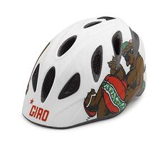 Giro Youth Rascal, Matte White CA Bear - S/M - Worked exactly as it should, no complaints.ContentsProduct detailsCompare similar productsHow do you buy the prod