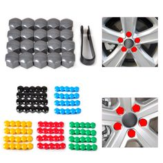3.72$  Know more - DWCX 321601173A 8D0012244A 20pcs Wheel Lug Nut Center Cover Caps + Removal Tool For VW Golf Passat Jetta Audi A1 A4 A3 Q5 Q7 TT   #magazineonlinewebsite