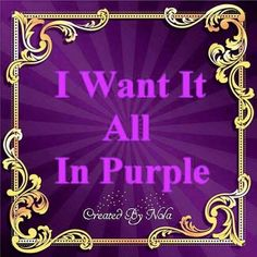 50 shades of purple Purple Love, All Things Purple, Shades Of Purple, Deep Purple, Purple Stuff, 50 Shades, Magenta, Purple Meaning, Purple Pages