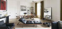 Découvrez en images deux réalisations SILVERA : des appartements typiquement parisiens dans le 7ème et le 8ème arrondissement. Tous deux...