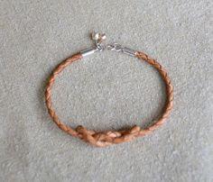 Energie Rope Bracelet---- So simple and pretty:)