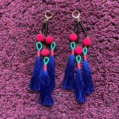 Polka Dots, Drop Earrings, Link, Outfits, Jewelry, Fashion, Moda, Suits, Jewlery