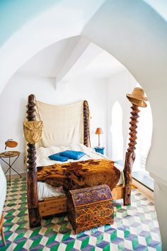 Scorpion House, Fez, Morocco.