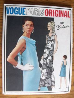 fe4e1c2afb3cc Collectible Sewing Patterns | eBay. Modern Sewing PatternsVogue Sewing  PatternsVogue Dress PatternsVintage Sewing PatternsEvening Gown ...