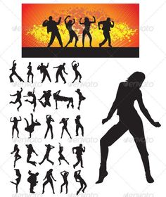 Nice Hip Hop Dance Costume Dancer Silhouette — Vector EPS #logo #silhouette • Available here → graphi... Check more at http://24store.tk/fashion/hip-hop-dance-costume-dancer-silhouette-vector-eps-logo-silhouette-%e2%80%a2-available-here-%e2%86%92-graphi/