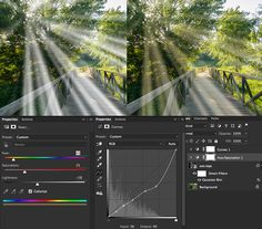 Learn how to create sun rays in Photoshop using gradients and blend modes and make them look realistic with adjustments. It's quite easy to create sun rays in Photoshop and although there are many ways of doing it, in this tutorial I will show you how to create realistic rays of light using gradients. …