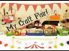 My Craft Fair!  2016 - YouTube