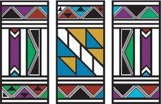 Future house...Future neighborhood... - Odélie Chan African Theme, African Art, African House, Tribal Patterns, African Patterns, African Crafts, Unusual Art, Arte Popular, Button Art