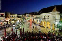 St.Mark's square, Zakynthos town
