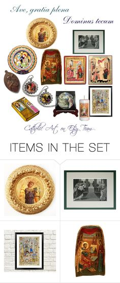 "Hi. As a member of the ""Catholic Art on Etsy"" team, I've featured one of your wonderful items in one of my Polyvore collections. Let's increase visibility: please, if you can, share on socials! With love, Teresa.  You will find the collection here: https://www.polyvore.com/cgi/set?.locale=it&id=224880595  I've also shared it on Facebook: https://www.facebook.com/groups/1706697702944331  On Twitter: https://twitter.com/TerryTiles2014  On Tumblr: http://terrytiles2014.tumblr.com/  On…"