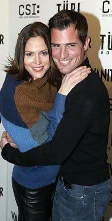 Jorja Fox & Gary Dourdan (CSI : Las Vegas)