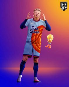 Football Today, Football Kits, Tune Squad, Space Jam, Fc Barcelona, Messi, Soccer, Looney Tunes, Marvel