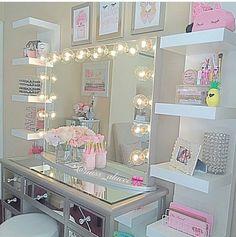 Make up area