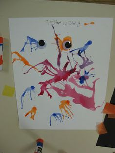 Spectacular Story Time: SRP 2012: Wacky Wednesday (Part 3) | Nocturnal Animals/Things that Go Bump in the Night!