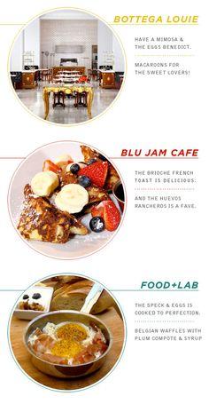 LA Food Guide - Breakfast | Designlovefest