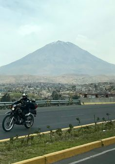 A shot of the Misti Volcano from Arequipa Peru. Photo by Don Trynor. Peru Travel, Volcano, Mount Rainier, Shots, Mountains, Nature, Pictures, Arequipa, Naturaleza