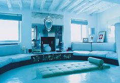 jade jagger house ibiza - Google Search