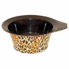 Leopard Color Bowl - Safari Edition by Color Trak. $4.63. * Betty Dain Color Trak * Stackable bowl with handle and non-slip bottom * Measurement markings inside * Color: Leopard Print
