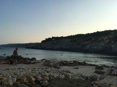 Italy, Puglia, Porto Miggiano.