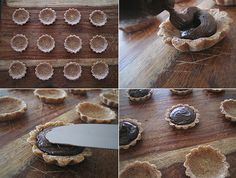 Raw Cacao Tartlettes