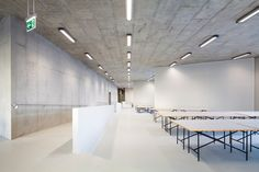 DLW Flooring References - HafenCity University