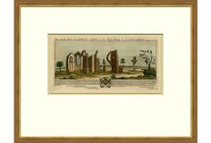 """Antique English Landscape on OneKingsLane.com 