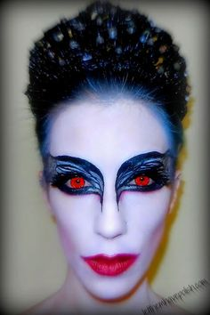 LTHP Dabbles: Makeup Inspired by the Film Black Swan