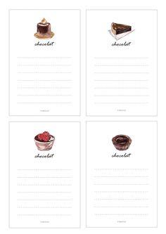 Postcards, letters, envelopes, paper design deflate: Naver blog