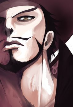 Mihawk by ~Metalbolic on deviantART