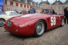 1949 Alfa Romeo 6C 2300 Spider Corsa #alfaromeospider