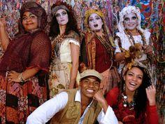 Fábricas de Cultura recebem o espetáculo infantil 'As Paparutas'