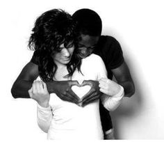 Interracial love <3