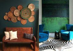 διακόσμηση τοίχου Decoration Design, Gallery Wall, Palette, Wall Art, Jen Selter, Furniture, Wallpapers, Colour, Home Decor