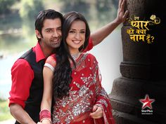 Khushi and Arnav lovely couple - Iss Pyaar Ko Kya Naam Doon?