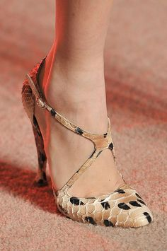 Thakoon - The Best Shoes at New York Fashion Week Fall 2012 - StyleBistro
